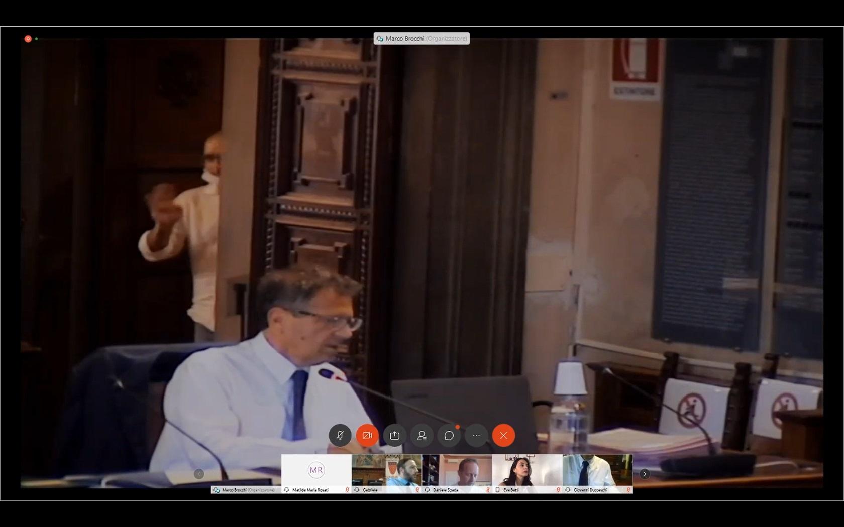 Consiglio Comunale del 09/07/2020 ore 14:30