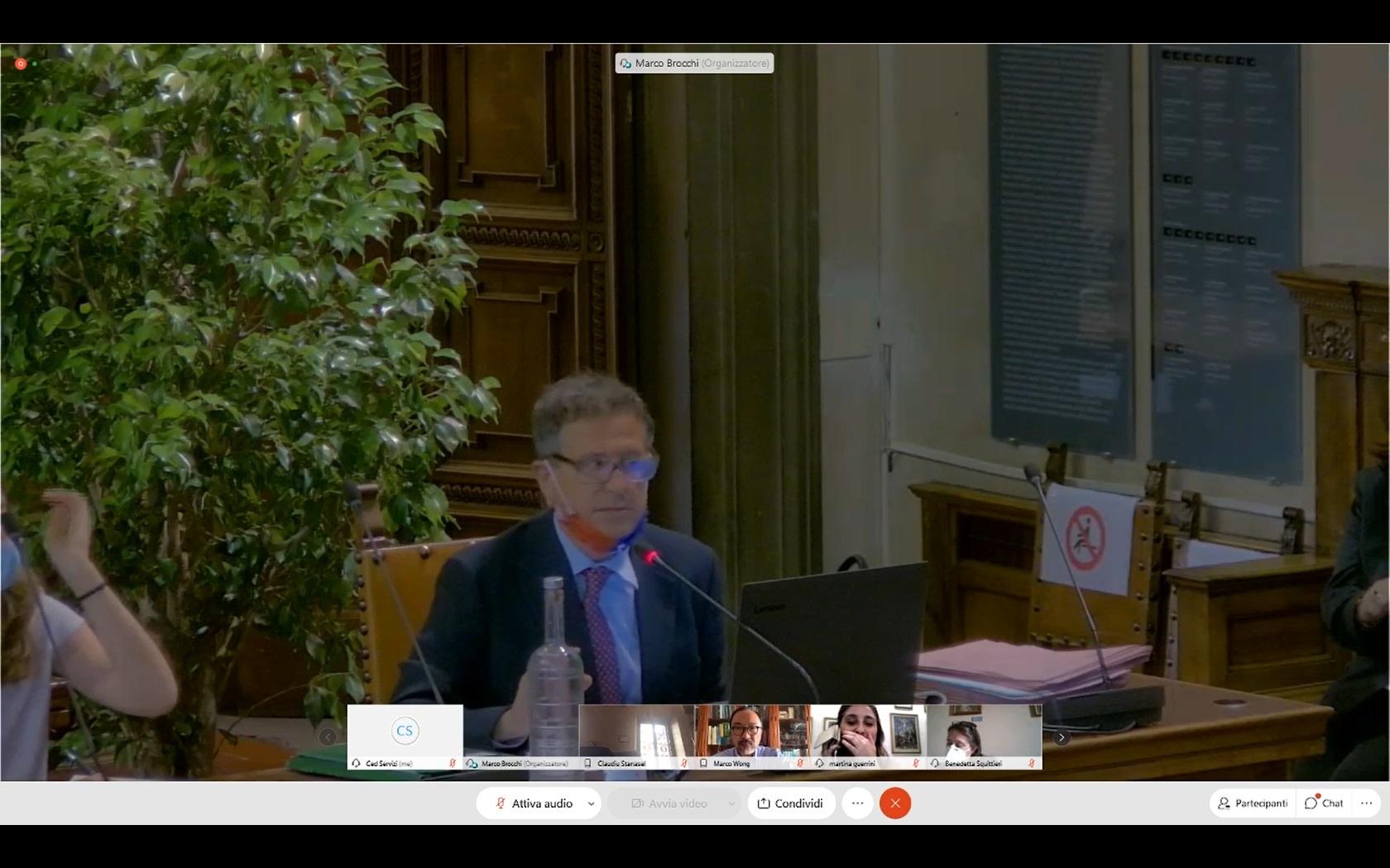 Consiglio Comunale del 10/09/2020 ore 15:00