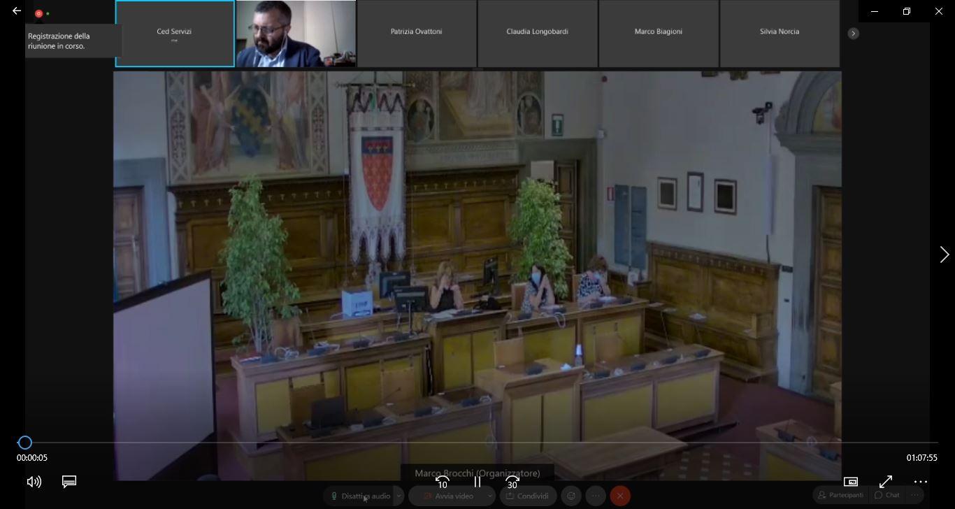 Commissione consiliare n. 5 del 21/06/2021 ore 15:00