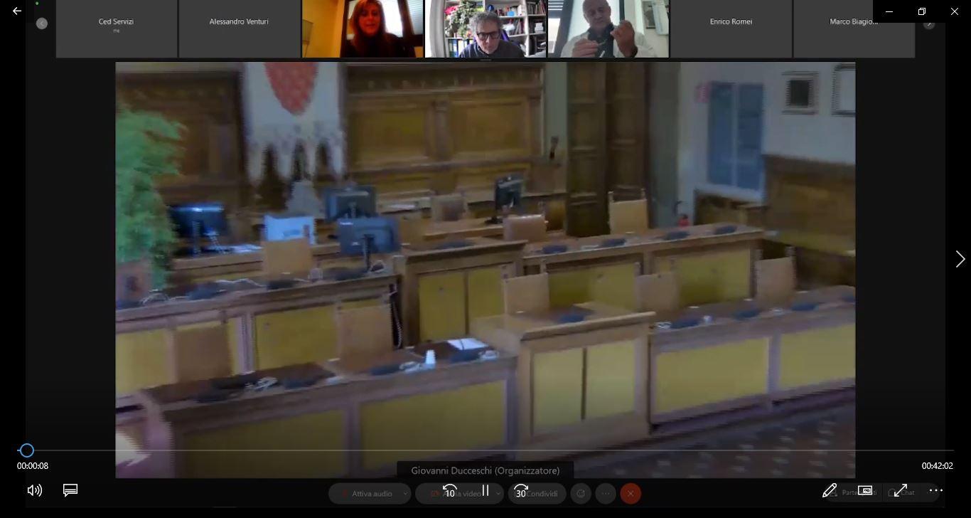 Commissione consiliare n. 5 del 12/10/2021 ore 12:30